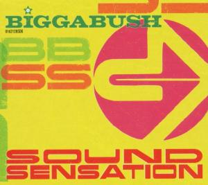 Biggabush-Sound Sensation als CD