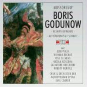 Boris Godunow (GA) als CD