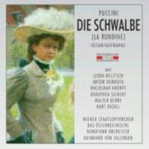 Die Schwalbe als CD