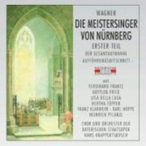 Die Meistersinger Von Nürnberg 1 als CD