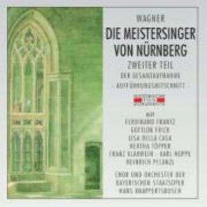 Die Meistersinger Von Nürnberg 2 als CD