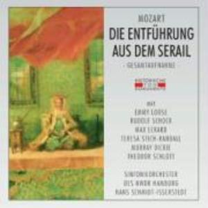 Die Entführung Aus Dem Serail als CD