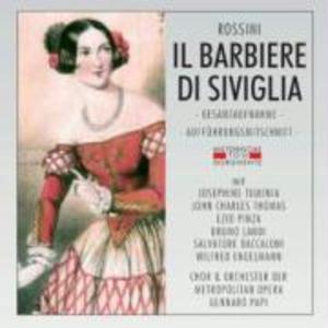Il Barbiere Di Siviglia (GA) als CD