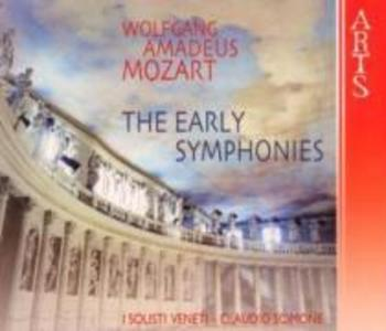 The Early Symphonies als CD