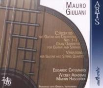 Concertos 1 & 2 For Guitar als CD