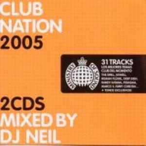 club nation ministry of sound 2005 als CD