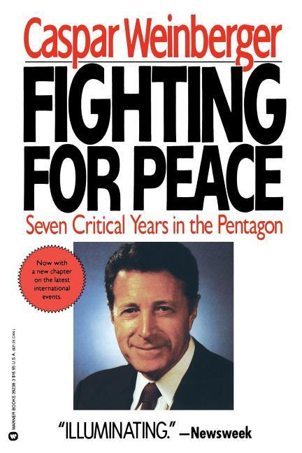 Fighting for Peace: 7 Critical Years in the Pentagon als Taschenbuch