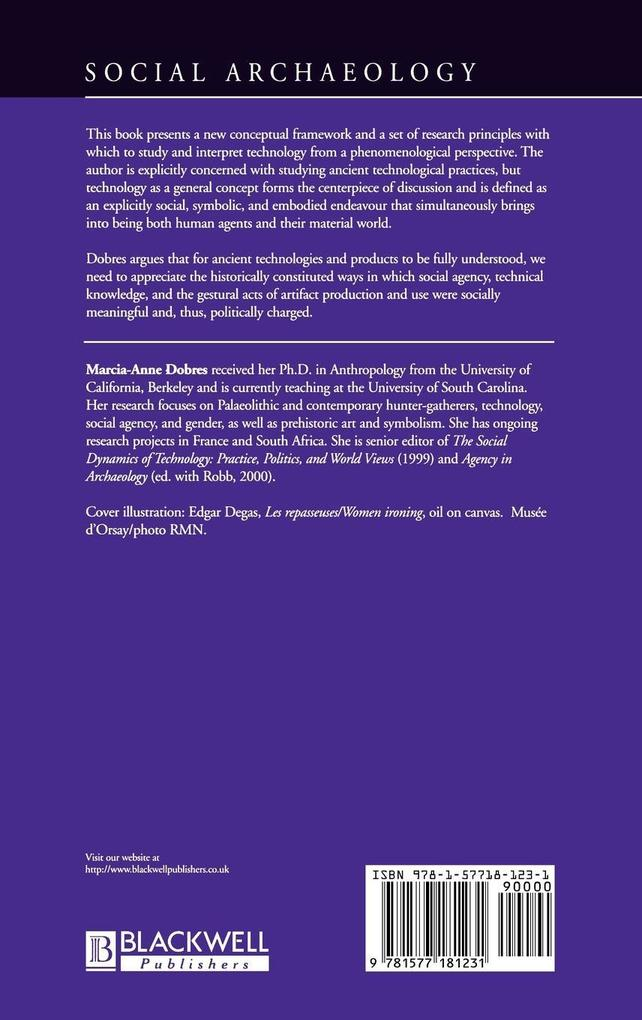 Technology  Social Agency als Buch