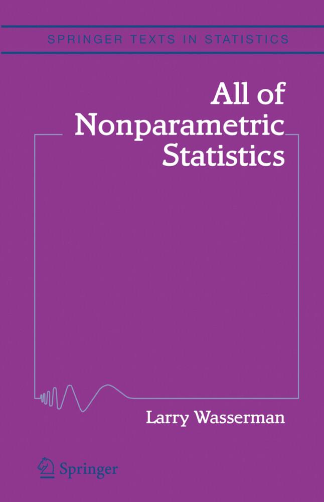 All of Nonparametric Statistics als Buch