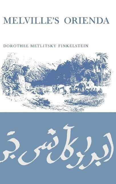 Melville's Orienda als Buch