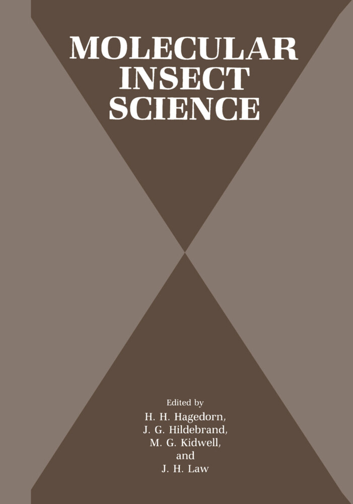 Molecular Insect Science als Buch