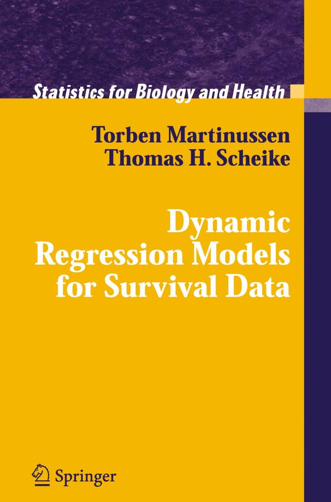 Dynamic Regression Models for Survival Data als Buch