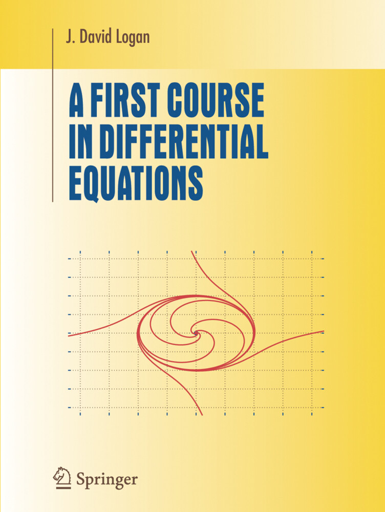 A First Course in Differential Equations als Buch