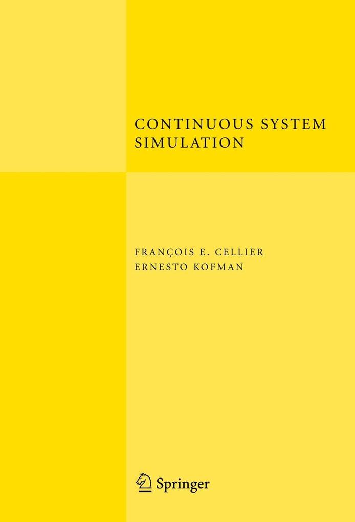 Continuous System Simulation als Buch