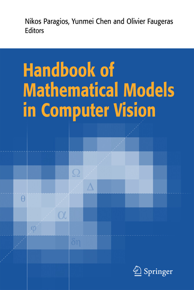 Handbook of Mathematical Models in Computer Vision als Buch