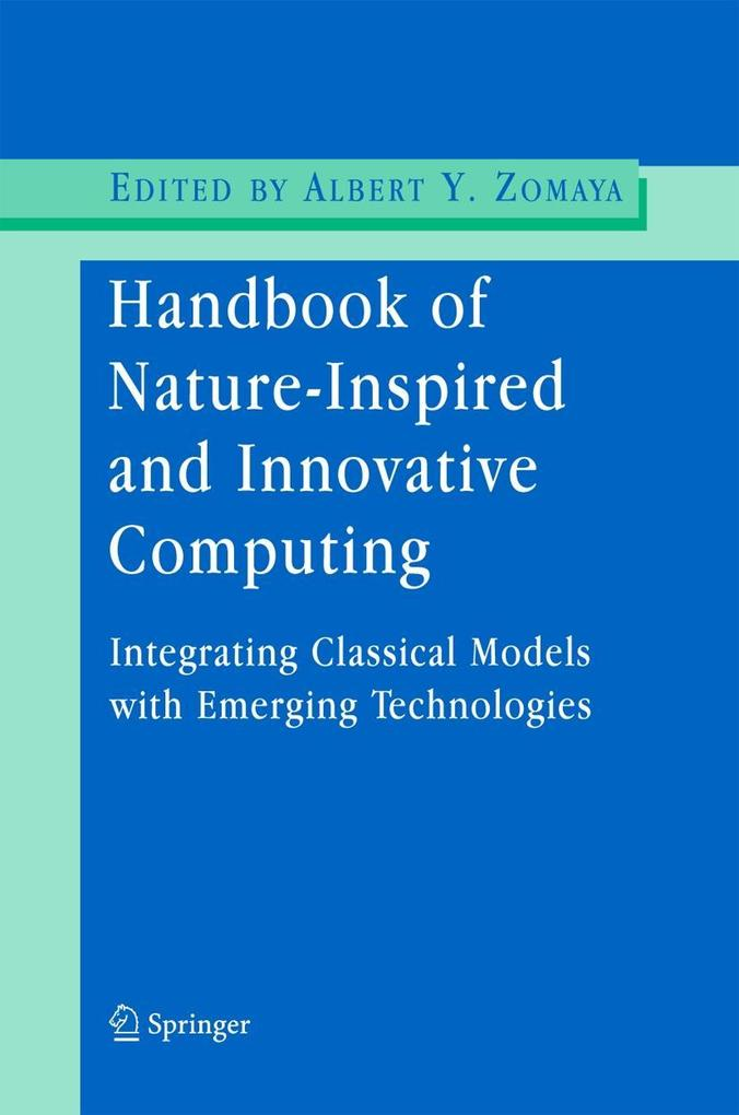 Handbook of Nature-Inspired and Innovative Computing als Buch