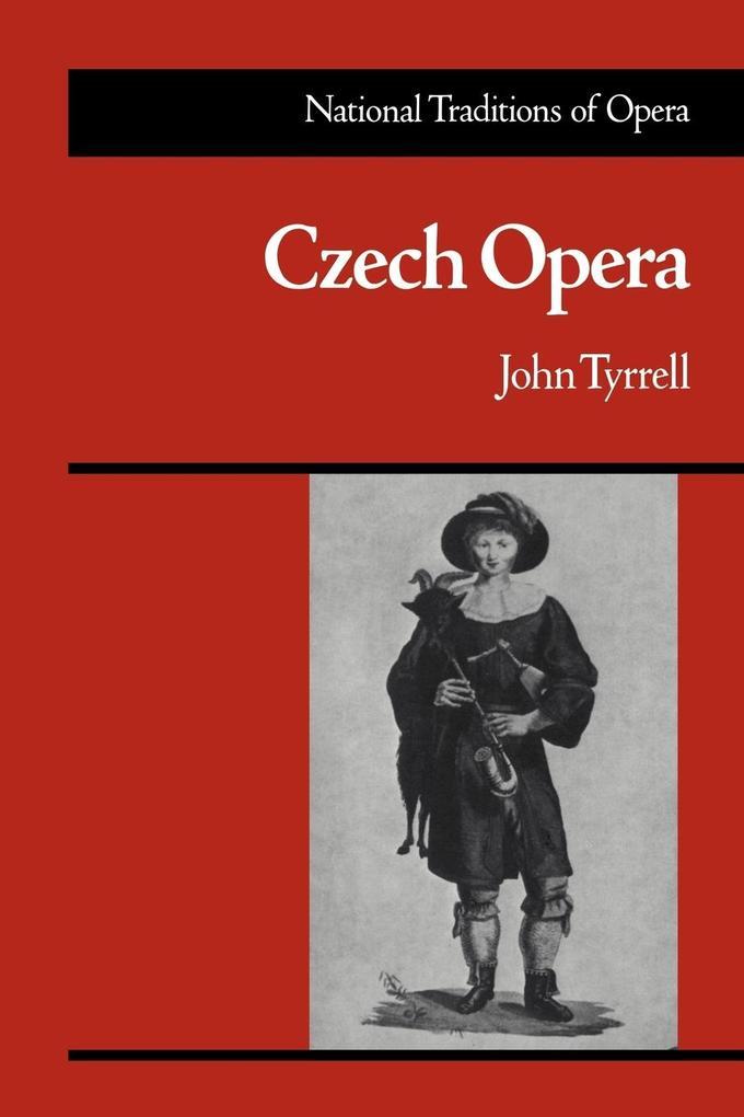 Czech Opera als Taschenbuch