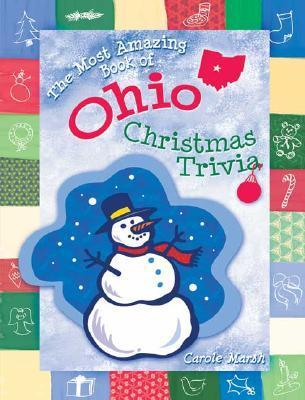 The Most Amazing Book of Ohio Christmas Trivia als Taschenbuch