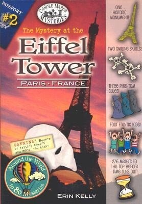 The Mystery at the Eiffel Tower (Paris, France) als Taschenbuch
