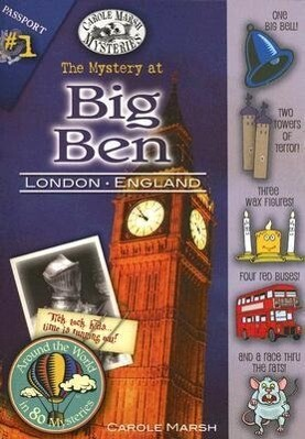 The Mystery at Big Ben als Taschenbuch