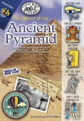 The Mystery of the Ancient Pyramid: Cairo, Egypt als Taschenbuch