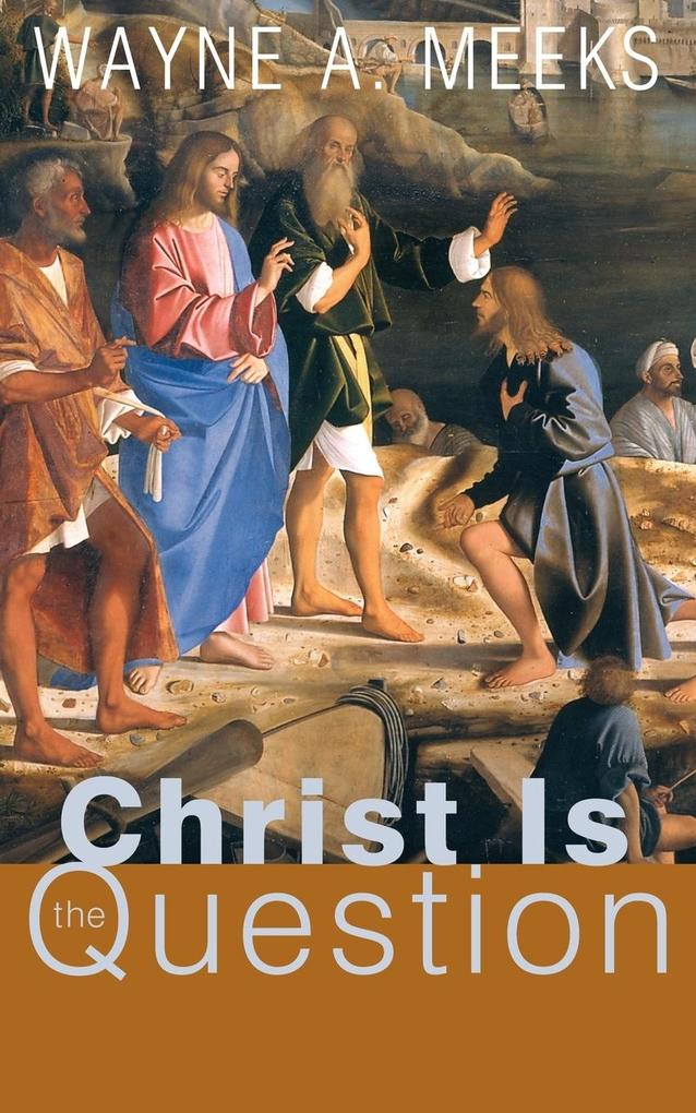 Christ Is the Question als Taschenbuch