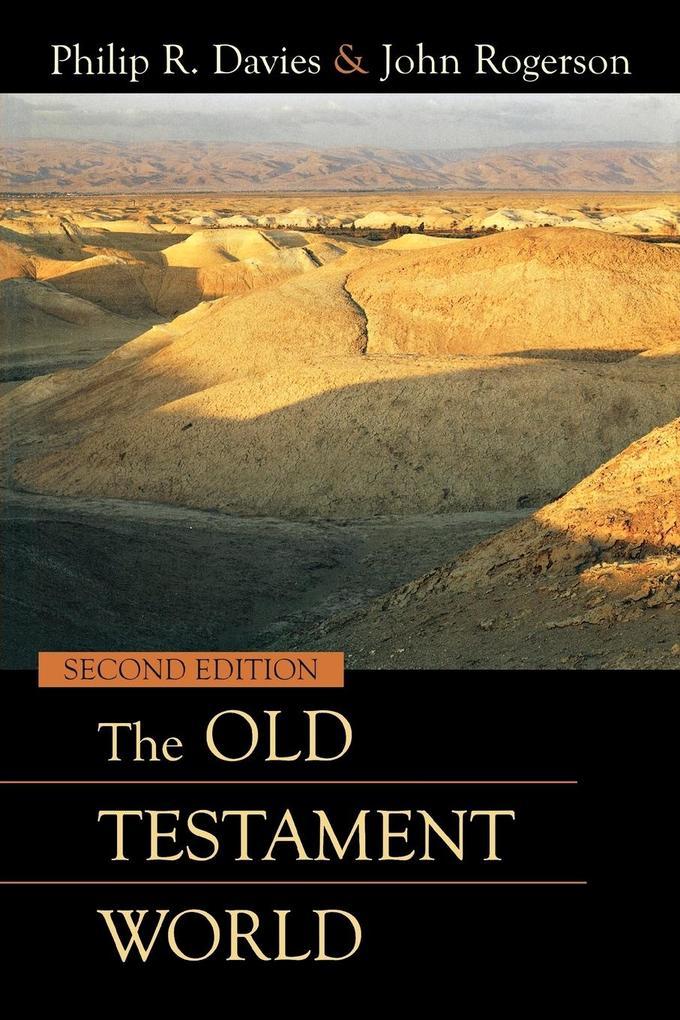 The Old Testament World als Taschenbuch