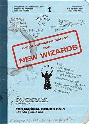 The Government Manual for New Wizards als Taschenbuch