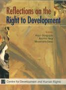 Reflections on the Right to Development als Taschenbuch