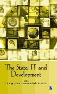 The State, It and Development als Buch