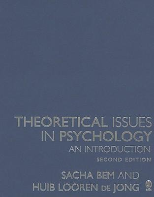 Theoretical Issues in Psychology: An Introduction als Buch