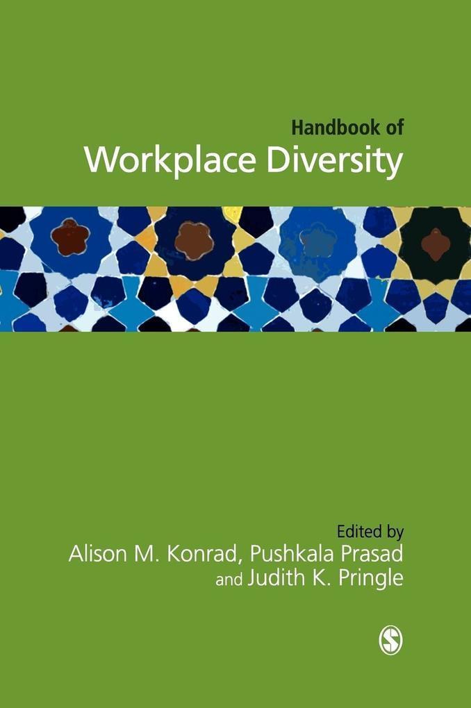 Handbook of Workplace Diversity als Buch