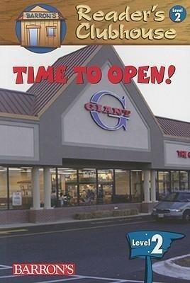 Time to Open! als Taschenbuch