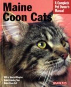 Maine Coon Cats als Taschenbuch