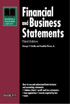 Financial and Business Statements als Taschenbuch