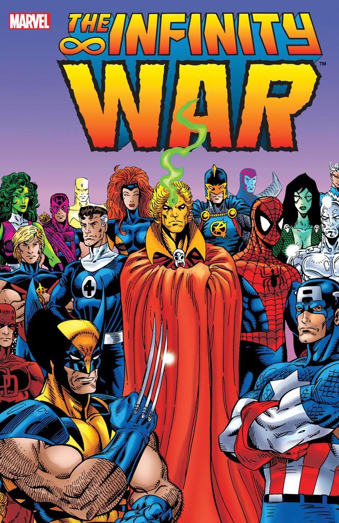 Infinity War als Taschenbuch