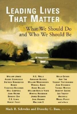 Leading Lives That Matter als Taschenbuch