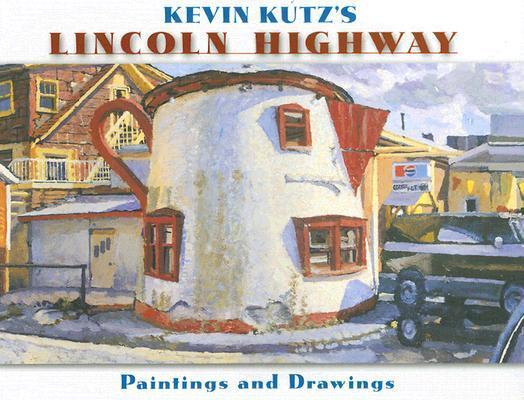 Kevin Kutz's Lincoln Highway als Taschenbuch