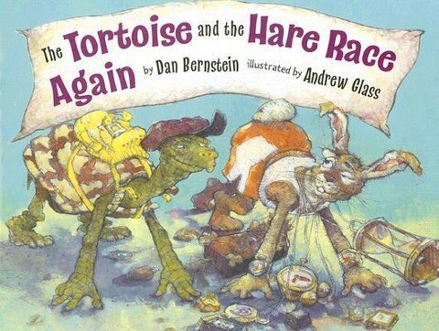 The Tortoise and the Hare Race Again als Buch
