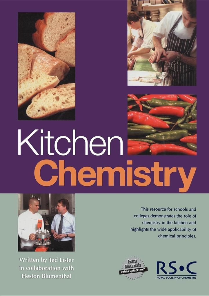Kitchen Chemistry: Rsc [With CDROM] als Buch