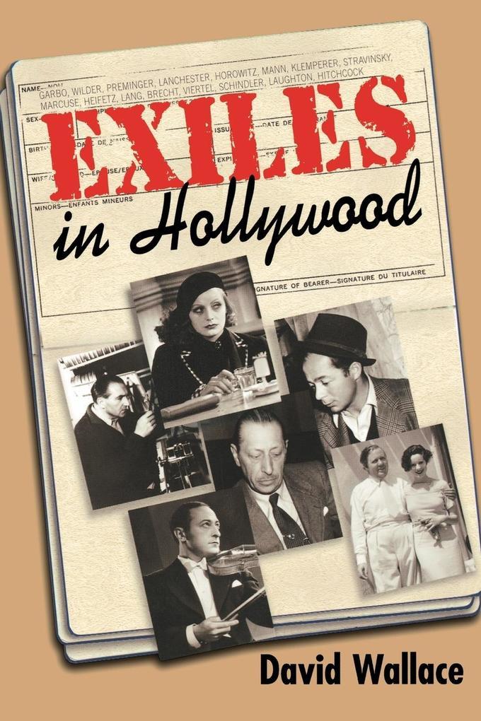 Exiles in Hollywood als Taschenbuch