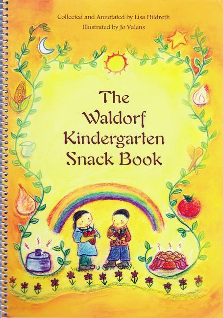 Waldorf Kindergarten Snack Book als Taschenbuch