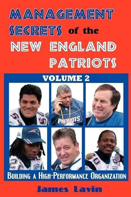 Management Secrets of the New England Patriots, Vol. 2 als Taschenbuch