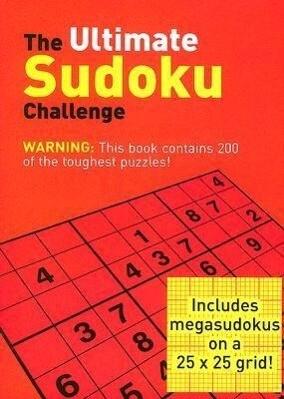 The Ultimate Sudoku Challenge als Taschenbuch