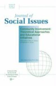Community Involvement: Theoretical Approaches and Educational Initiatives als Taschenbuch