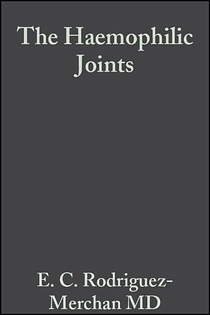 The Haemophilic Joints: New Perspectives als Buch
