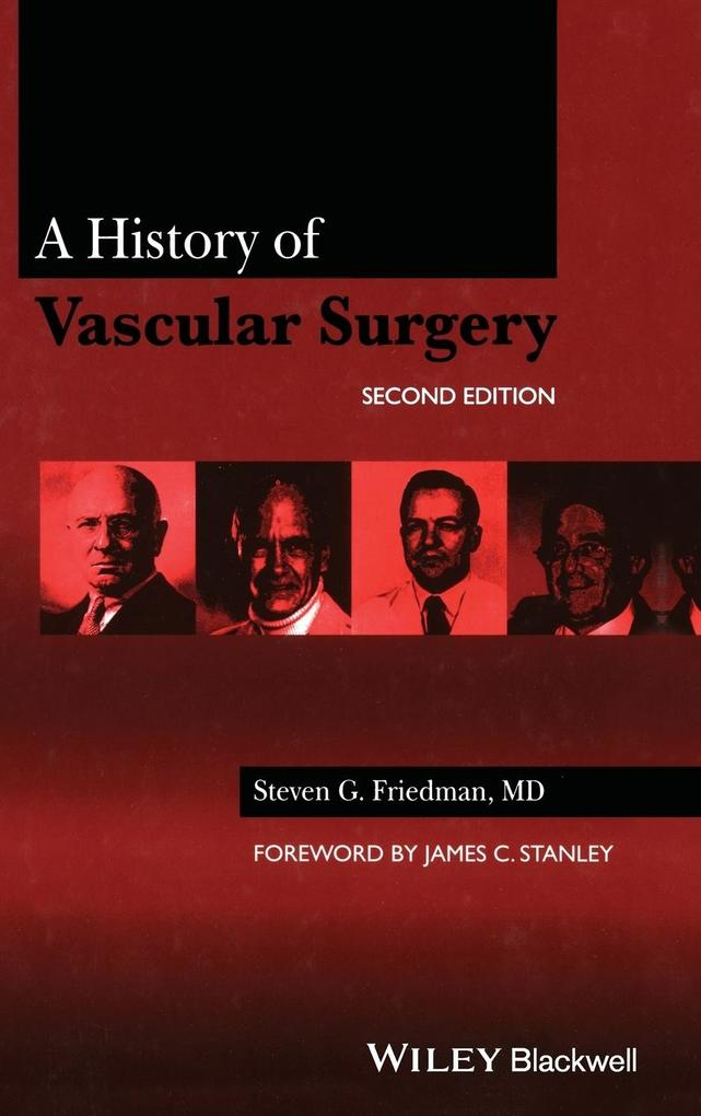 A History of Vascular Surgery als Buch