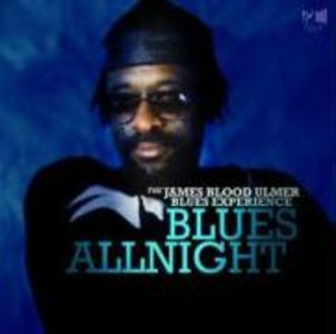 Blues Allnight als CD