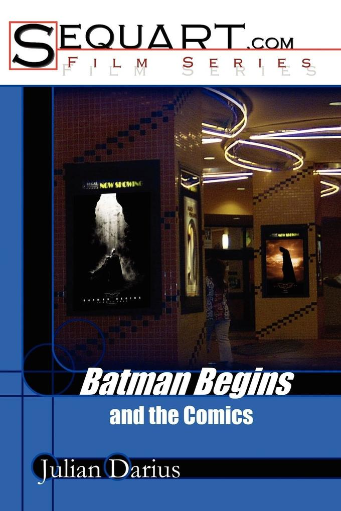 Batman Begins and the Comics als Taschenbuch