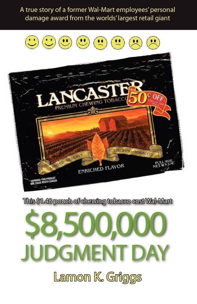 $8,500,000 Judgment Day als Taschenbuch